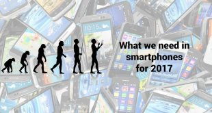 Martin Guay - What we need in smartphones for 2017