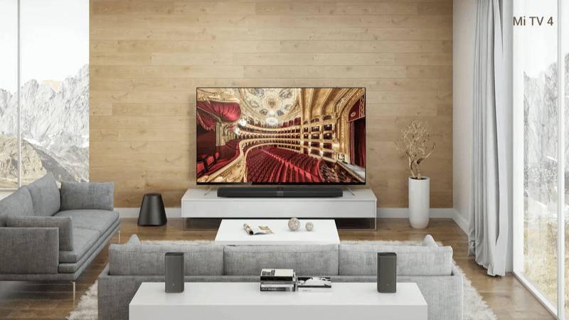 Mi TV 4 from Xiaomi - Is breath taking @ #CES2017 12