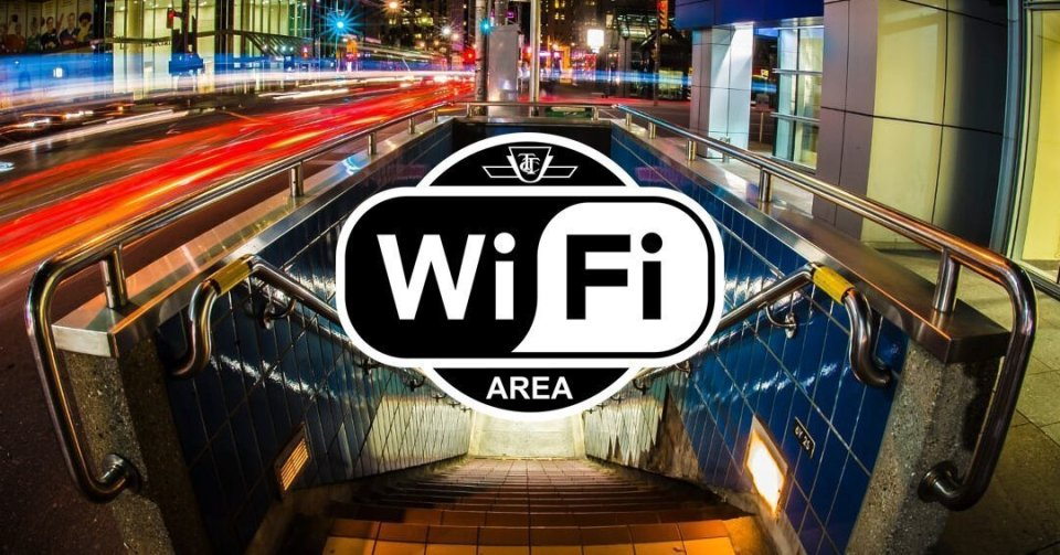 WiFi in the TTC platforms expanding to tunnels (Toronto) in 2018 2