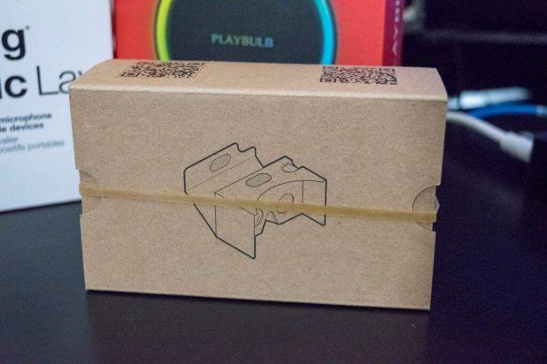 Patec VR Cardboard V2.0