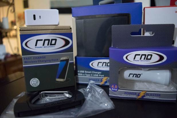 RND Accessories and NOMAD Clip