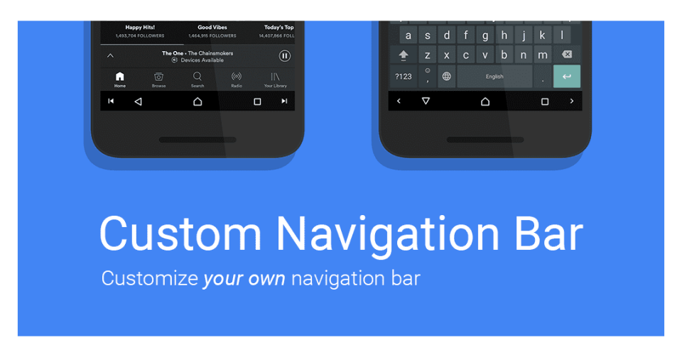 Want extra nav bar icons that are useful in Nougat? No root required! 2