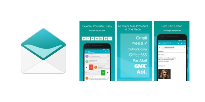 Aqua Mail android review