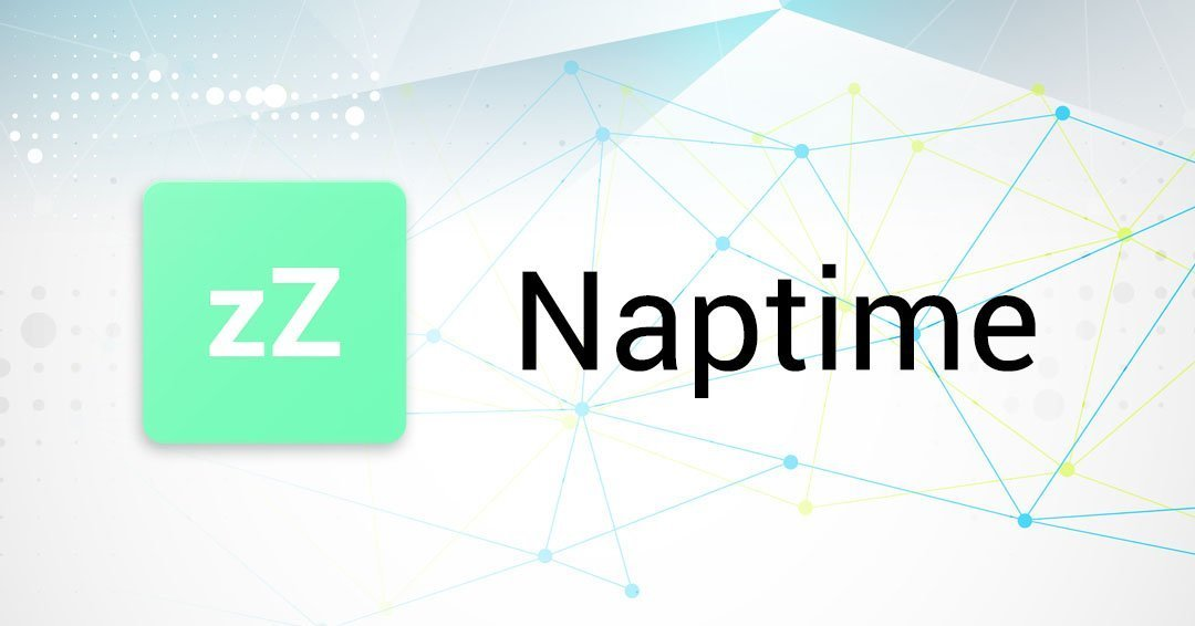 DOZE faster and get longer life from a single charge Naptime