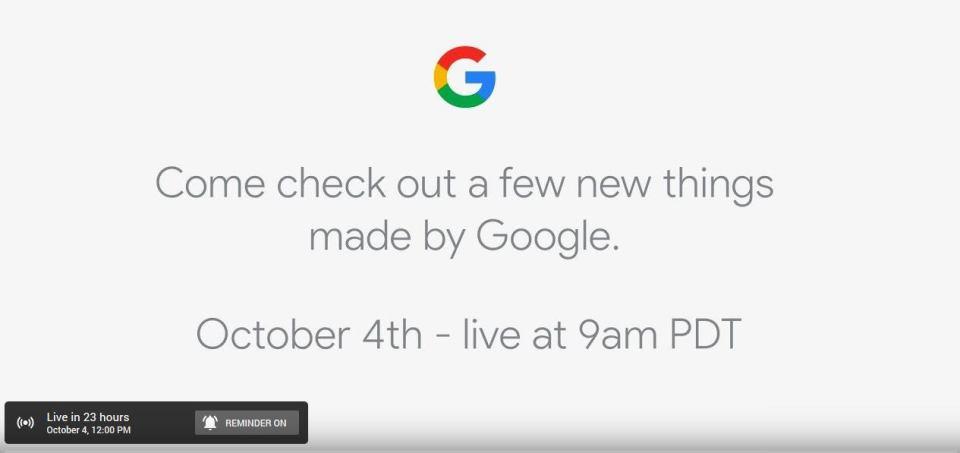 Made Google event