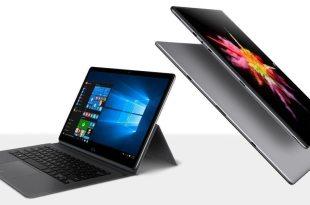 Chuwi CoreBook tablet notebook indiegogo