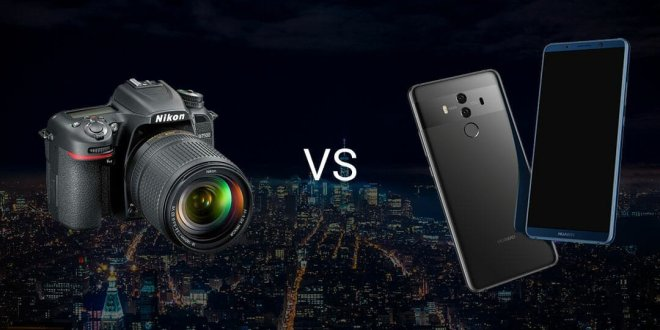 DSLR vs Smartphone camera; What should I choose