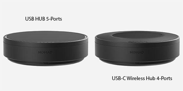 Nomad USB-C Wireless Hub