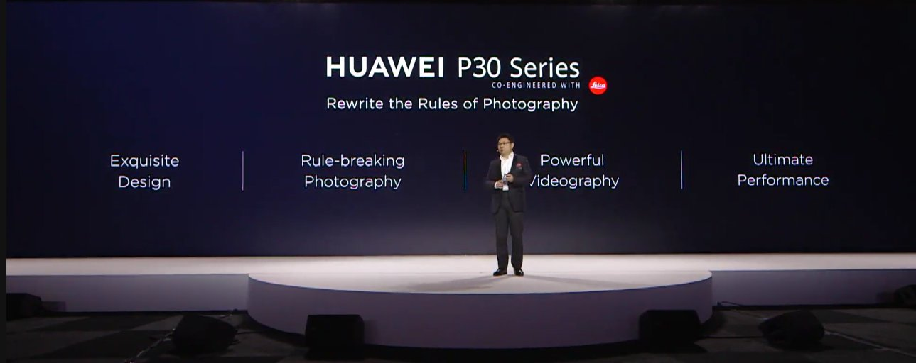 Huawei P30 Launch Event 4