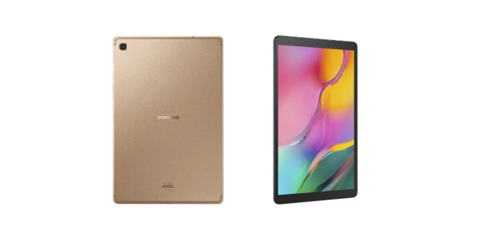 Samsung Galaxy Tab S5e TabA 10.1 android news all bytes