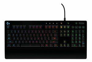 Logitech G213 Gaming Keyboard RGB