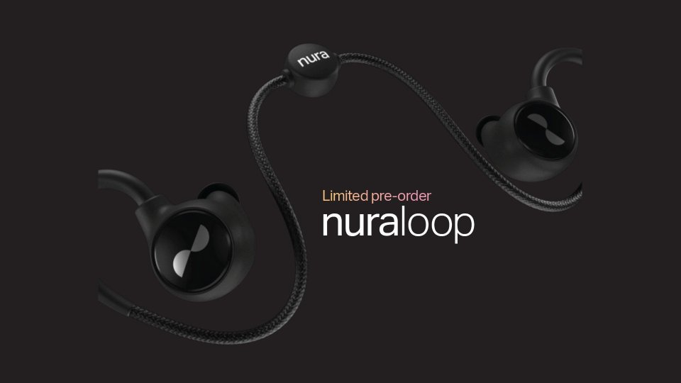 NuraLoop now available for Pre-Order