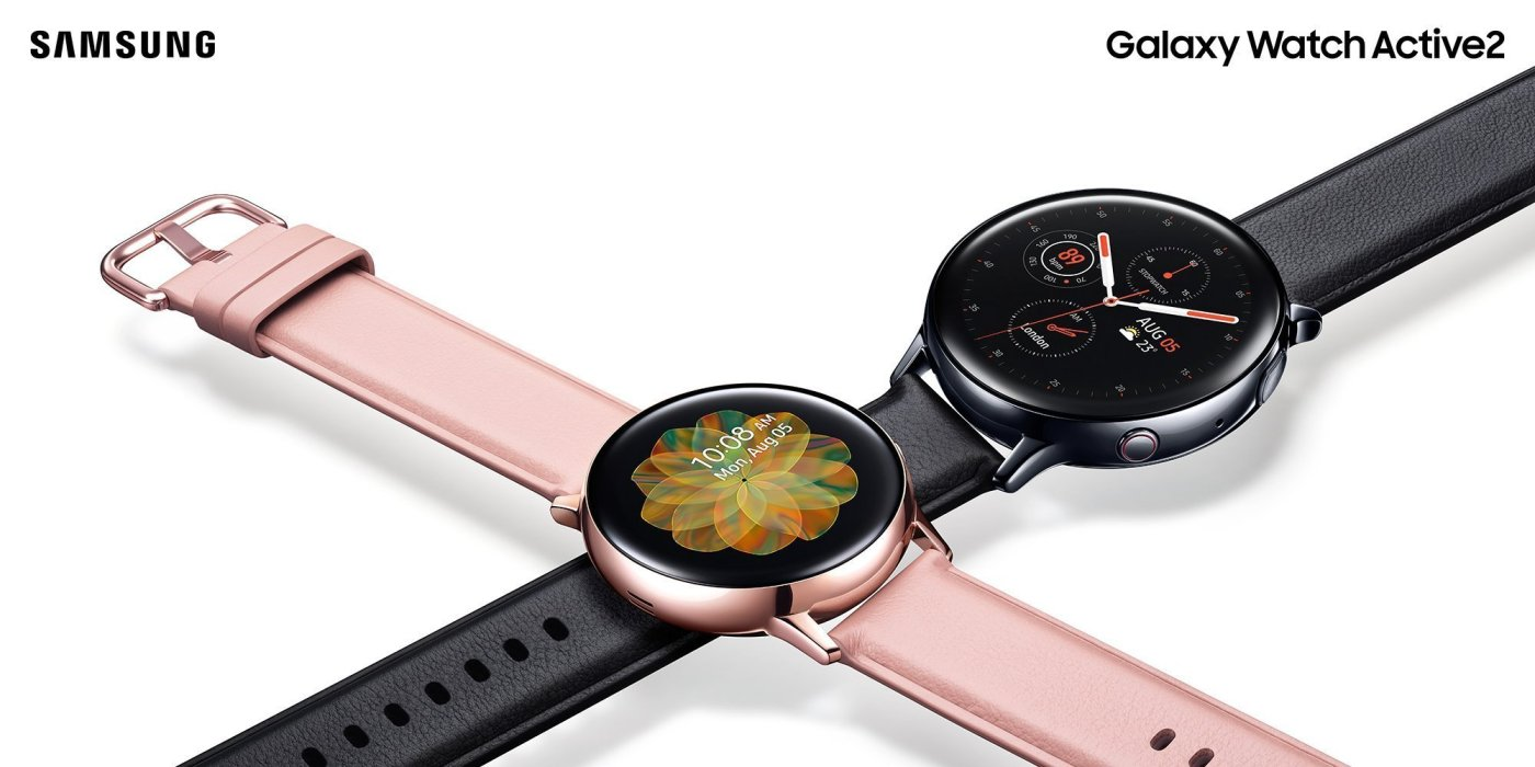 Now available at retail - Introducing Galaxy Watch Active2 from Samsung Canada