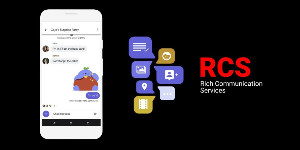 RCS - Texting like iMessage for Android