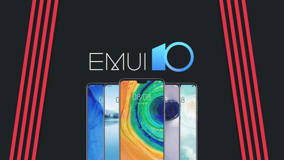 Huawei EMUI 10 release 4