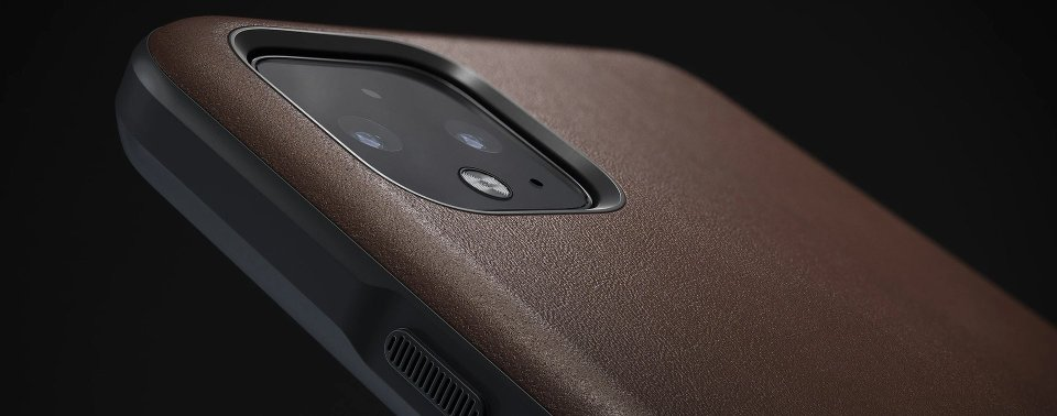Nomad leather case for the Modern Nomad in all of us