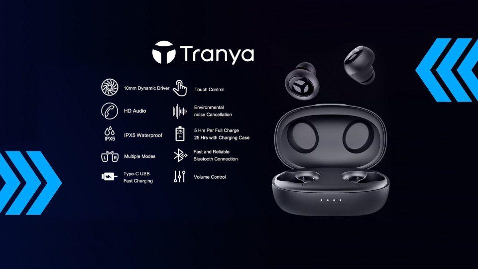 Tranya Rimor earbuds Review