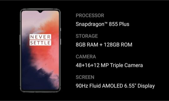OnePlus 7T Review specs