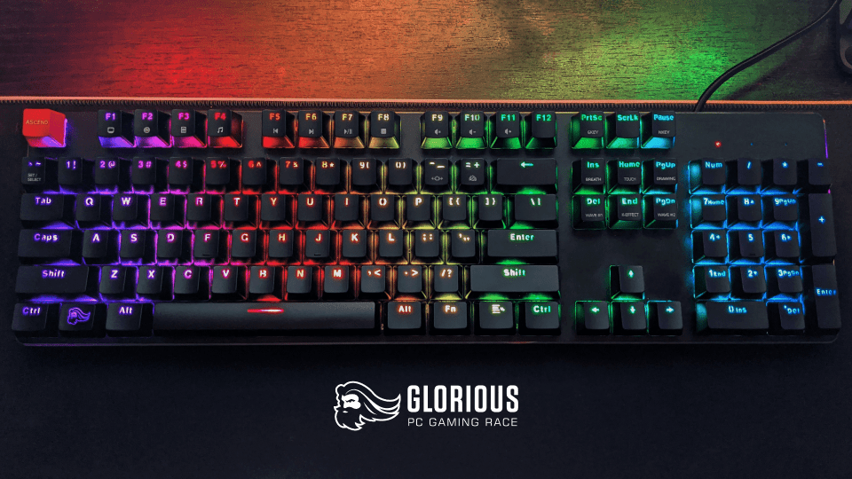 Glorious GMMK Gaming Keyboard android news all the bytes cryovex