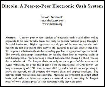 Livre Blanc Bitcoin