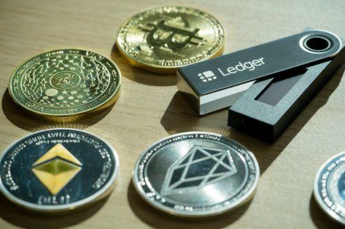 ledger nano s wallet pour bitcoin et autres altcoins