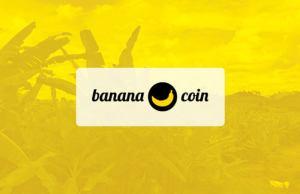 مشروع Bananacoin المثير للجدل و الإعجاب يطلق حملة بيع الرموز ICO .