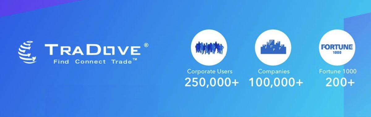 TraDov أول شبكة إجتماعية للأعمال B2B 2.0 تطلق حملة بيع الرموز الخاصة بها .