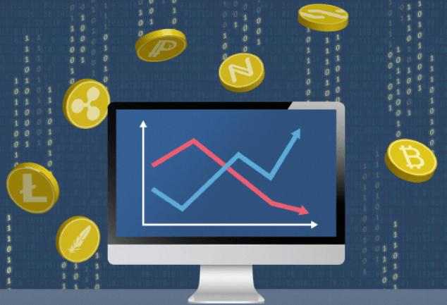 ارتفاع سعر الريبل Ripple بنسبة 25% متصدرة العملات المشفرة من حيث نسبة النمو