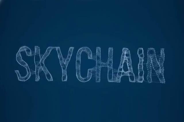 منصةSkychain لطبالشبكات العصبية بإستخدام الذكاء الاصطناعي تطلق حملة البيع الأولي للعملة ICO