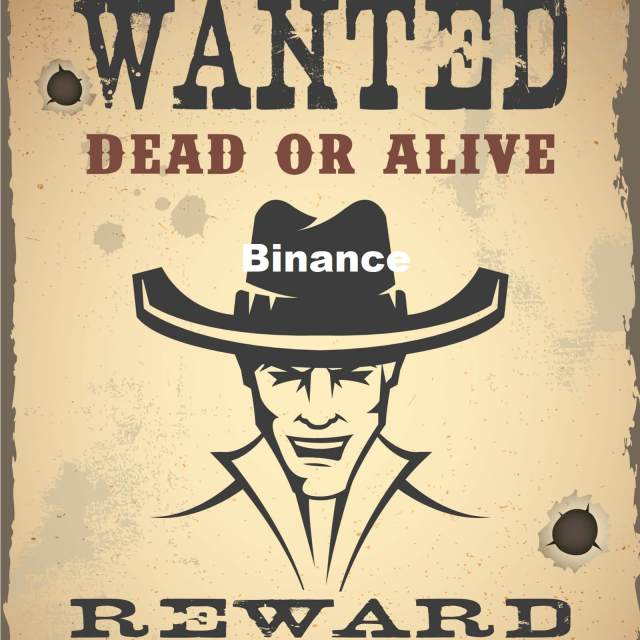 Binance تمنح 250 ألف دولار لمن يساعد في إعتقال مخترق