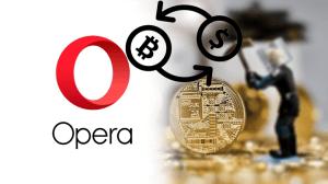 أوبرا تدمج أداة تحويل أسعار العملات المشفرة في متصفحها