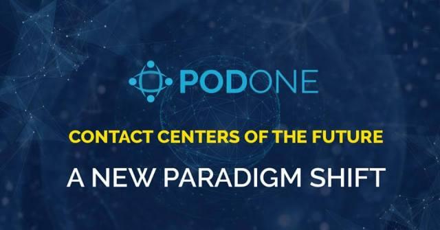 مشروع PodOne لإنشاء أول شبكة إتصالات إدارية وغير مركزية يطلق حملة البيع الأولي للعملة ICO
