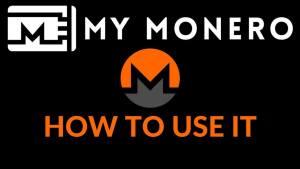 كيفية إنشاء واستخدام محفظة المونيرو اونلاين