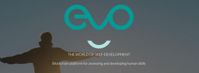 منصة EVO : أول منصة لتقييم وتطوير المهارات البشرية قائمة على البلوكشين