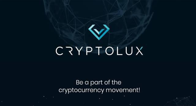 منصةCryptolux لتداول والإستثمار في العملات الرقمية بعوائد العالية تصل إلى 45٪ شهريًا