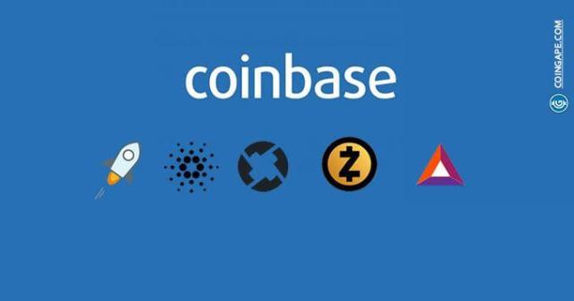 Coinbase يعتزم إضافة عملات رقمية مشفرة جديدة منهاZcash