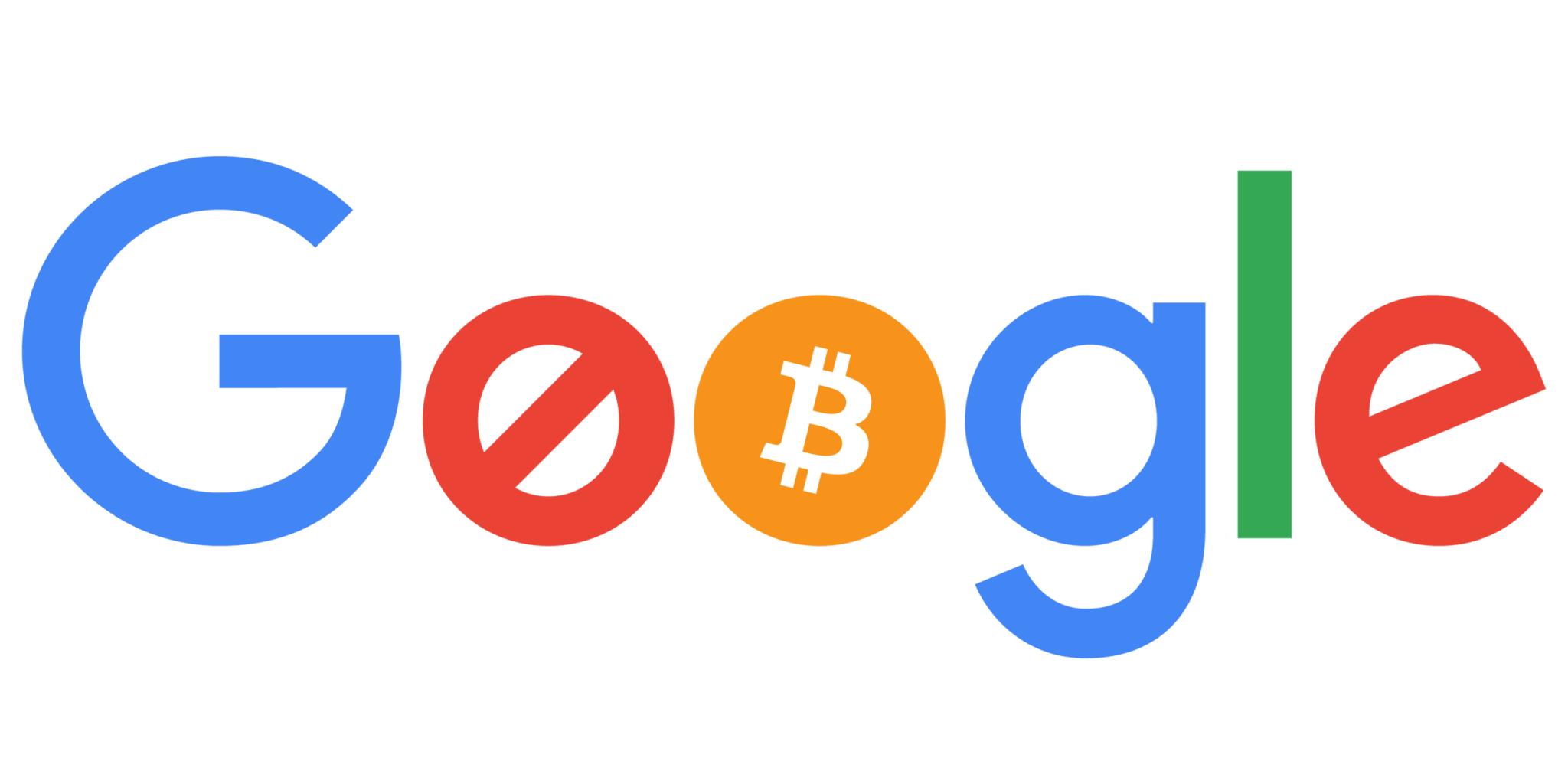 Google Ads تحظر الاعلانات المتعلقة بالعملات الرقمية المشفرة