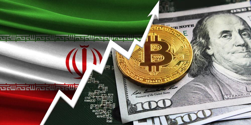 إيران تعتزم استخدام العملات الرقمية المشفرة لتفادي العقوبات الأمريكية
