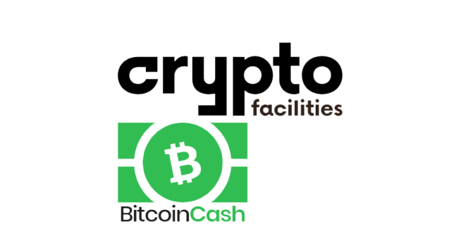 منصة Crypto Facilities تصدر عقود Bitcoin Cash الآجلة لأول مرة