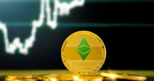 الإيثريوم كلاسيك (ETC) يحقق قفزات مهمة في الأسعار بعد إدراجه في Coinbase
