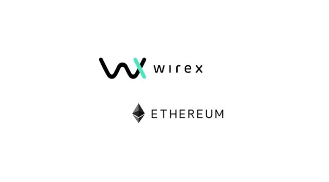 منصة العملات الرقمية المشفرة Wirex تضيف الإيثريوم Ethereum كعملة أساسية على تطبيقها