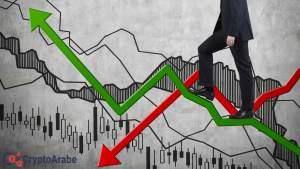 عملة البيتكوين ليست وحدها هي المتقلبة في سوق العملات بل العالم كله هو متقلب