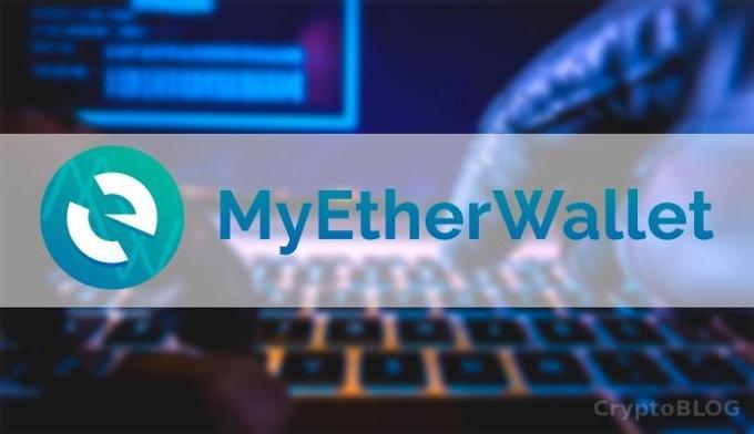 Деньги пользователей MyEtherWallet под угрозой, кошелёк атаковали хакеры