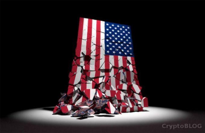 Ким Дотком предсказал крах «американской империи» и призвал покупать криптовалюты