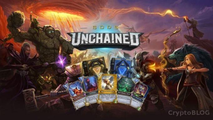 Анонсирована новая карточная игра «Gods Unchained» на блокчейне Ethereum