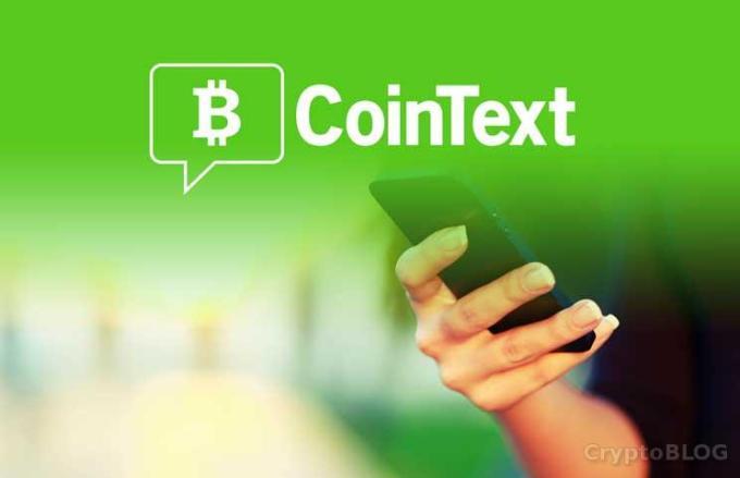 CoinText для проведения транзакций Bitcoin Cash через SMS работает в 37 странах
