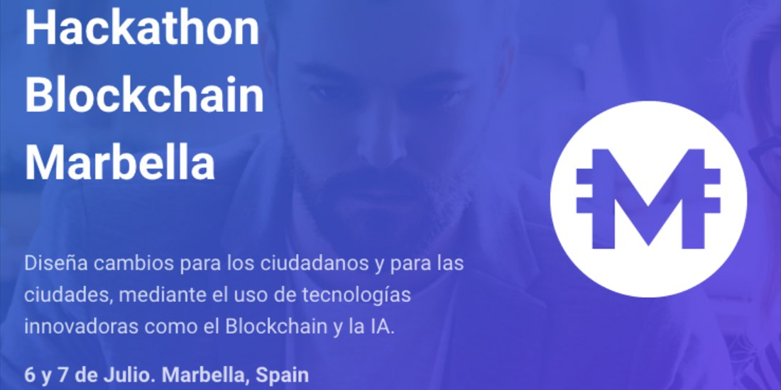 I Hackathon Blockchain Marbella, progress towards a digital world