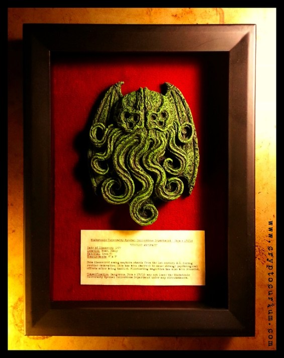 Cthulhu Artifact 2015