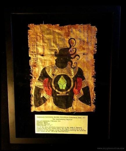 The Nyarlathotep Papyrus