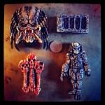 Predator Yautja Magnet Set 2